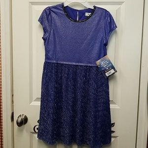 Girls Disney dress size 10/12